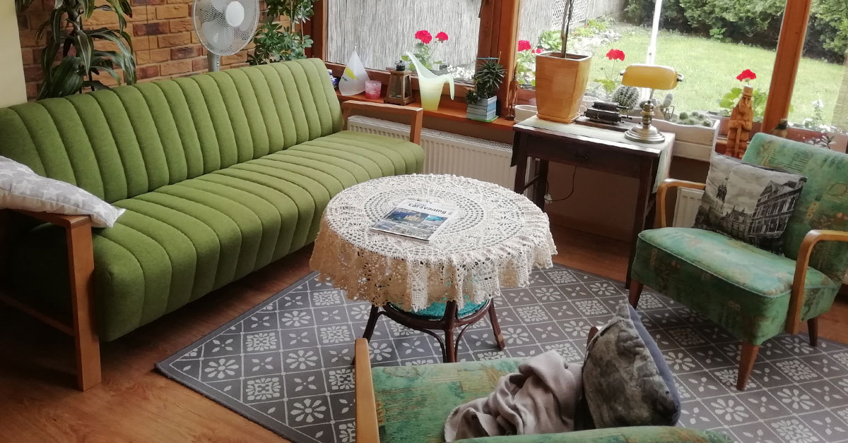 What furniture to choose for your conservatory? Our recommendations.