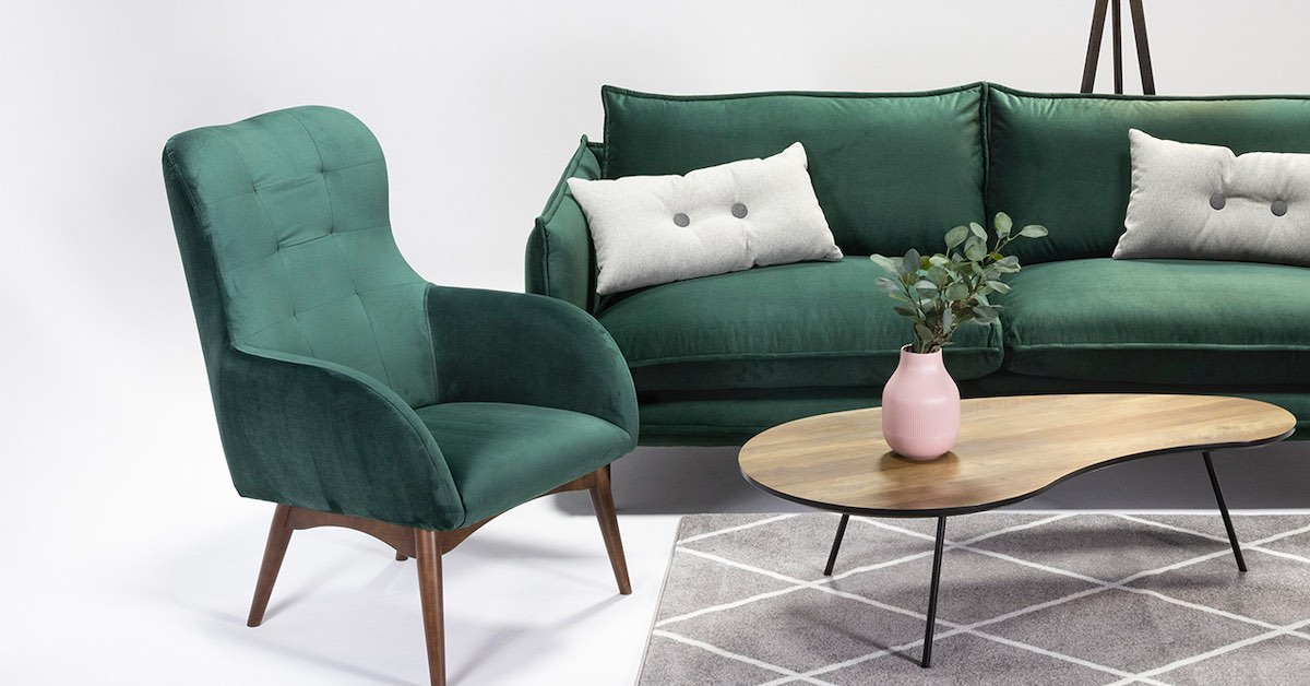 How to find the most suitable armchair for your sofa?