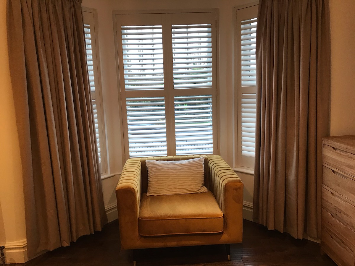 Slender armchair from Dean